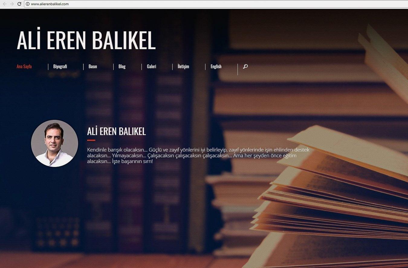 Profesyonel İş Portre Fotoğraf Çekimi Ali Eren Balıkel 1 2
