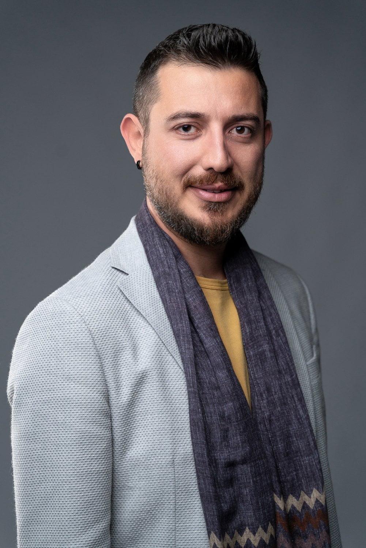 Profesyonel İş Portre Fotoğraf Çekimi BRK07357 pp
